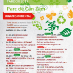 Programació de la jugateca de Can Zam