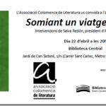 Presentació llibre Núria Valls